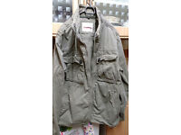 O,Neill army green Jacket XL (good condition)