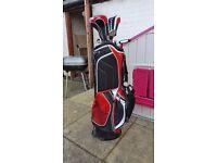 Contender Fazer golf club set