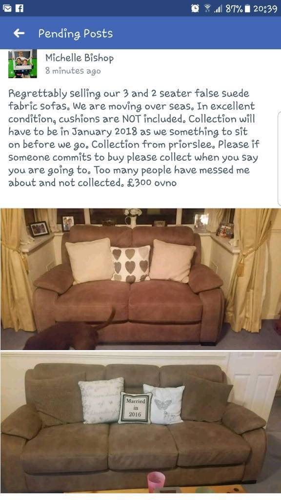 Used Sofas Armchairs Couches & Suites for Sale in Oldbury West