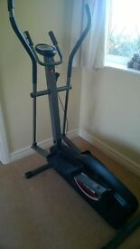 a cross trainer. used. some foam on handle worn. needs batteries. collection only
