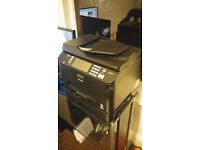 Epson WP-4545 professional all in one printer (scanner and fax included)