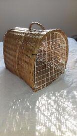 Pet carrier, cat carrier, cat basket