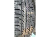 Citreon C3 WHEEL AND TYRE NEW