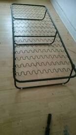 Single bed Base folding