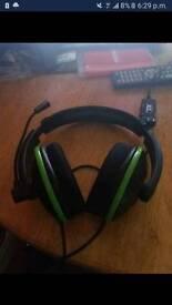 Turtle beach xl xbox360 headset