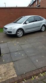 ford focus 1.8 sport. 56 plate