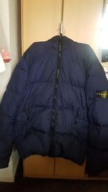 Stone island crinkle reps jacket