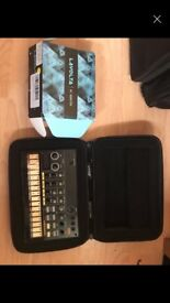 Korg Volca Beats Drum Machine Synthesizer Cartier Case Adapter