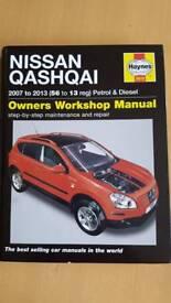 Qashqai Haynes manual