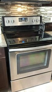 Practically new Whirlpool Stove