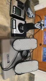 Saitek x52 hotas and CH pro pedals bundle