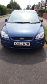 Ford Focus 1.6 Style (57 Plate) - Genuine Low Mileage - Very reliable tidy car - £2,200
