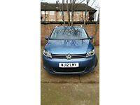 VW Touran with DSG, very good condition, 7 seats, private owner , well looked after, service history