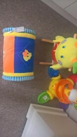 selection of toys 0-3 years