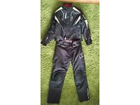 Oxford Misano 2-Piece Textile Suit, As New