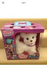 New in Box FurReal Friends Puppy Gogo My Walking Pup