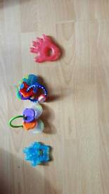 Baby teethers never been used