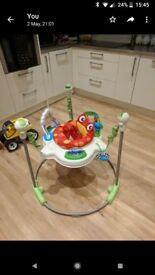 Rainforest jumperoo for sale