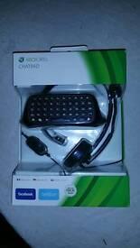 Xbox 360 chat pad