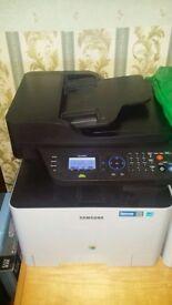Samsung CLX-4195FN Color Laser Printer