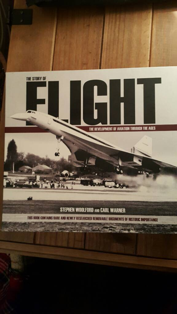 Book about flight