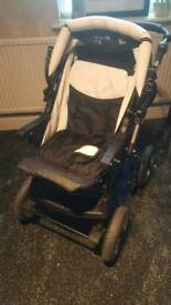 Push chair, Car Seat and baby carry
