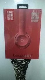 DrDre.BeatsSolo2 Royal Edition Blush Rose. BrandNew. In original sealed packaging