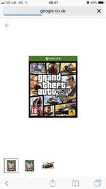 Gta Xbox one