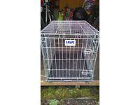 SAVIC Dog Crate **Quality**