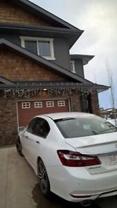 HOME(TOWNHOUSE)  RIGHTLY PRICED FOR QUICK SALE LLOYDMINSTER-AB COLLEGE PARK 2014 CONSTRUCTION 1 OWNER WELL CARED