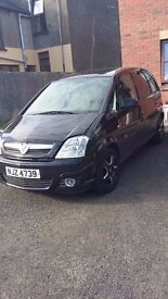 Meriva, drives fine but needs new steering motor
