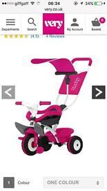 Baby 3in 1 trike