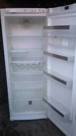 """""""CHEAP AS CHIPS DEAL""""TALL Larder fridge/clean used condition/serviced ready2go £48.98 Offers Inv"""