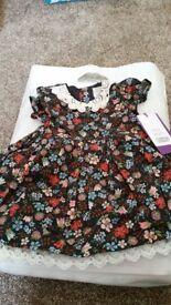 Mamas & Papas Liberty Dress