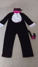 Cat costume. Perfect for dressing up fun, Halloween or World Book Day & fancy dress
