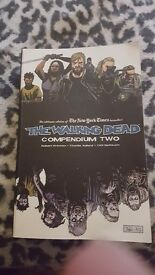 The walking dead compendium 1,2,3