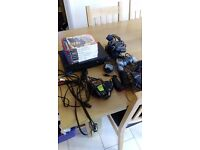 Playstation 2 console with family friendly games and extras