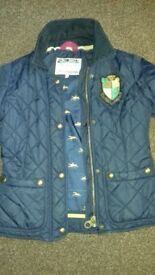 Tom Joule Jacket size 8 in great condition