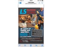 LS BUILDING SERVICES FOR DERBYSHIRE AND NOTTINGHAMSHIRE