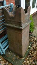 Victoran chimney pot