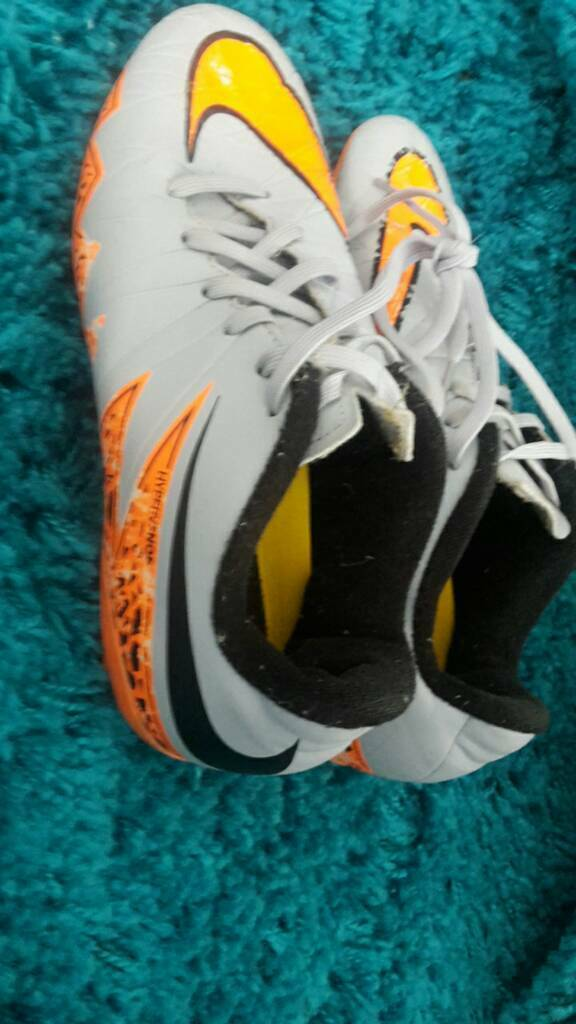 Nike football boots SIZE 5.5in Oxford, OxfordshireGumtree - Size 5.5 football boots good condition