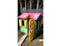 Little Tykes outdoor playhouse