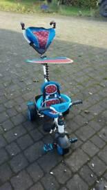 Kids 4 in 1 trike