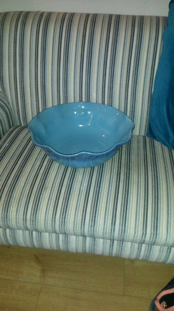 Very Large TKMaxx Decorative Bowl