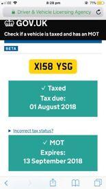 Cheap to buy run tax insure etc full log book service history please read full description thanks
