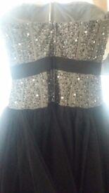 black prom / party dress