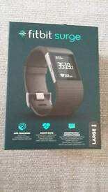 Brand new large fitbit surge