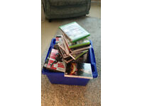 Job lot of DVDs CDs Plus some PS3 & Xbox Games...