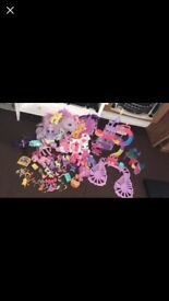 Huge my little pony bundle