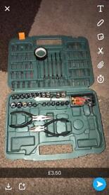 Tool set few missing
